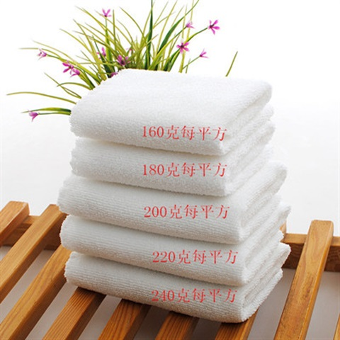 Cake room baking shop cant absorb wool with white towel. Milk tea shop wipes the bar and cleans the fast drying super fiber towel