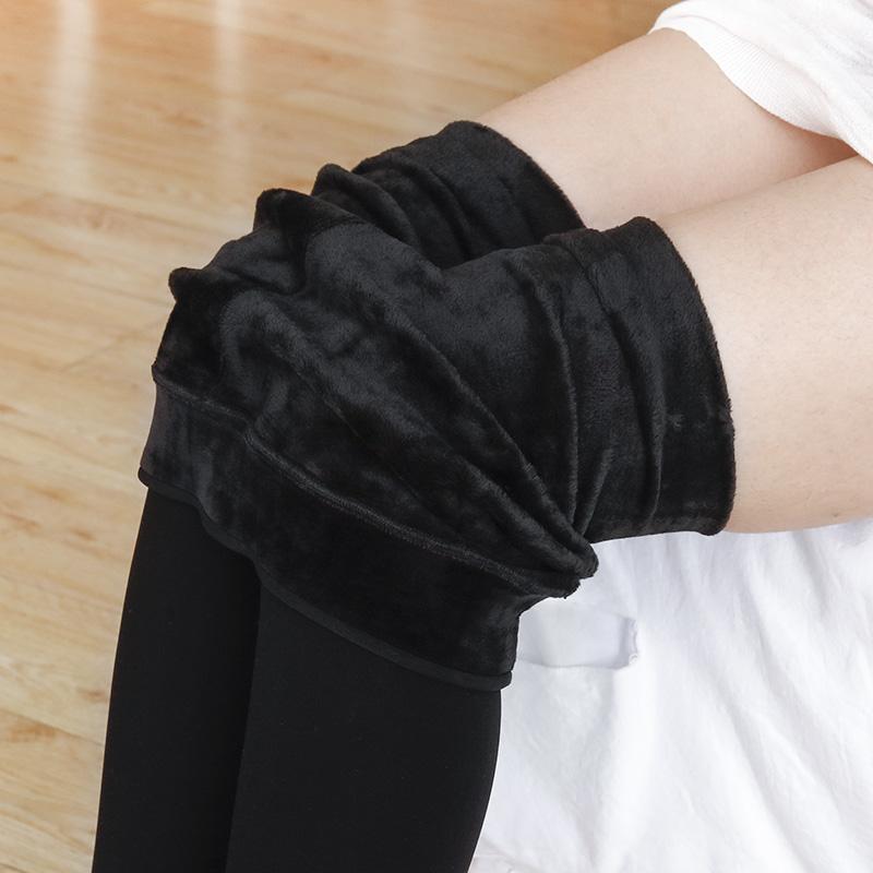 【瘦腿收腰】秋冬加绒加厚打底保暖裤显瘦立竿见影,不挑身材!