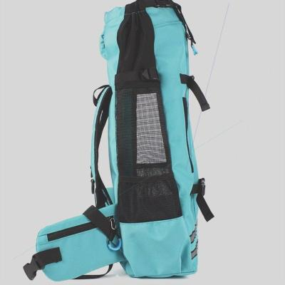 Large space pet sports big Dog Backpack large and medium dog golden Dog Backpack portable schoolbag outdoor Backpack