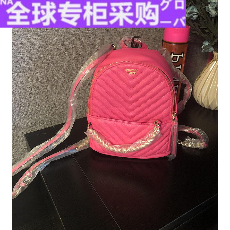 Japans 2019 new export to Europe and America dimension V chain Mini cute convenient carry on small backpack Pu Backpack