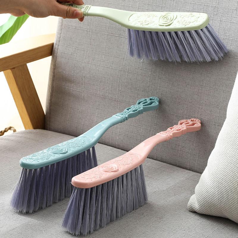 家用扫床刷卧室清洁刷床上除尘小扫把软毛除尘刷沙发除毛刷子