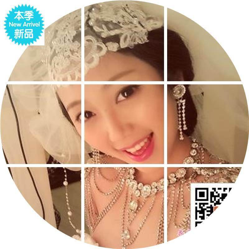 Gaoyou bag chain bridal Rhinestone new fashion necklace queen shoulder chain flowing dress wedding shoulder band wedding dress with Su shoulder accessories