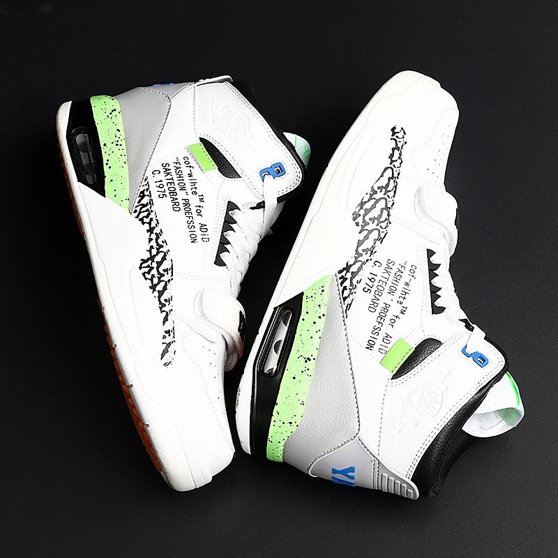 Aj3 mens shoes Putian air force No.1 venom co branded high top 1 shoes basketball Putian couple sports mandarin duck tide shoes