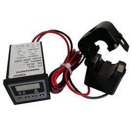 开口式电流互感器上下限继电器报警器电流表延时数显电流感应开关图片