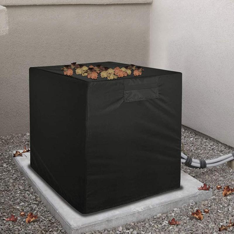 立式室外空调罩 空调防尘罩 室外防尘防雨罩 420D材料家具罩