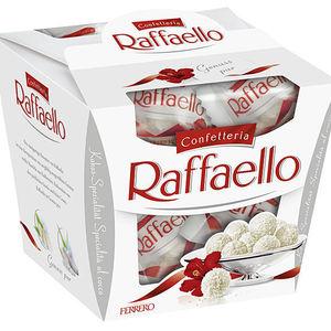 费列罗巧克力拉斐尔白球椰蓉酥球糖果15粒食小白球过节送礼