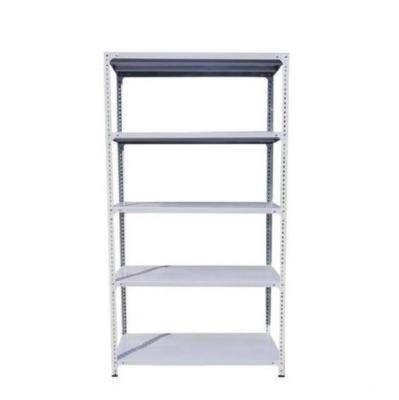 Shelf shelf multi-layer household storage shelf free and simple 4-layer storage room basement family iron 2-layer