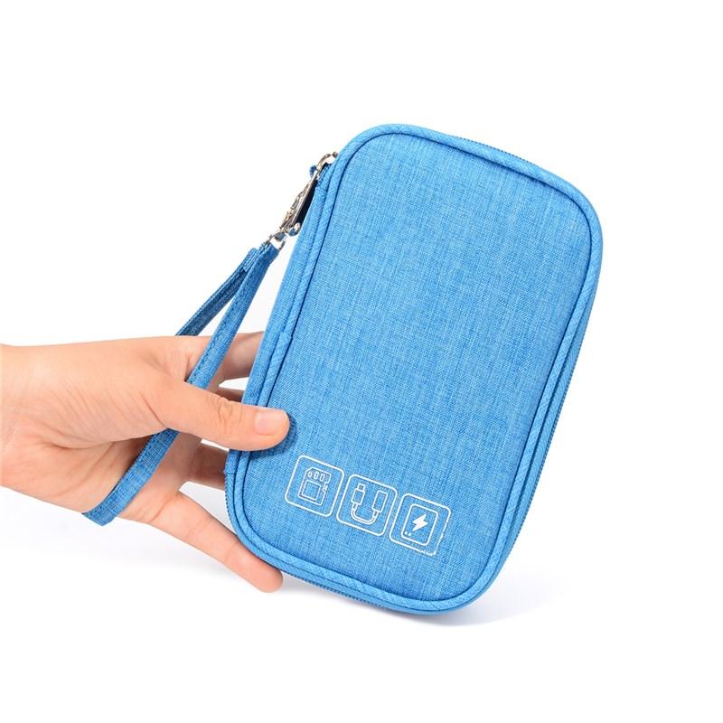 数据线数码收纳包充电器充电宝移动电源旅行包电子产品配件整理袋