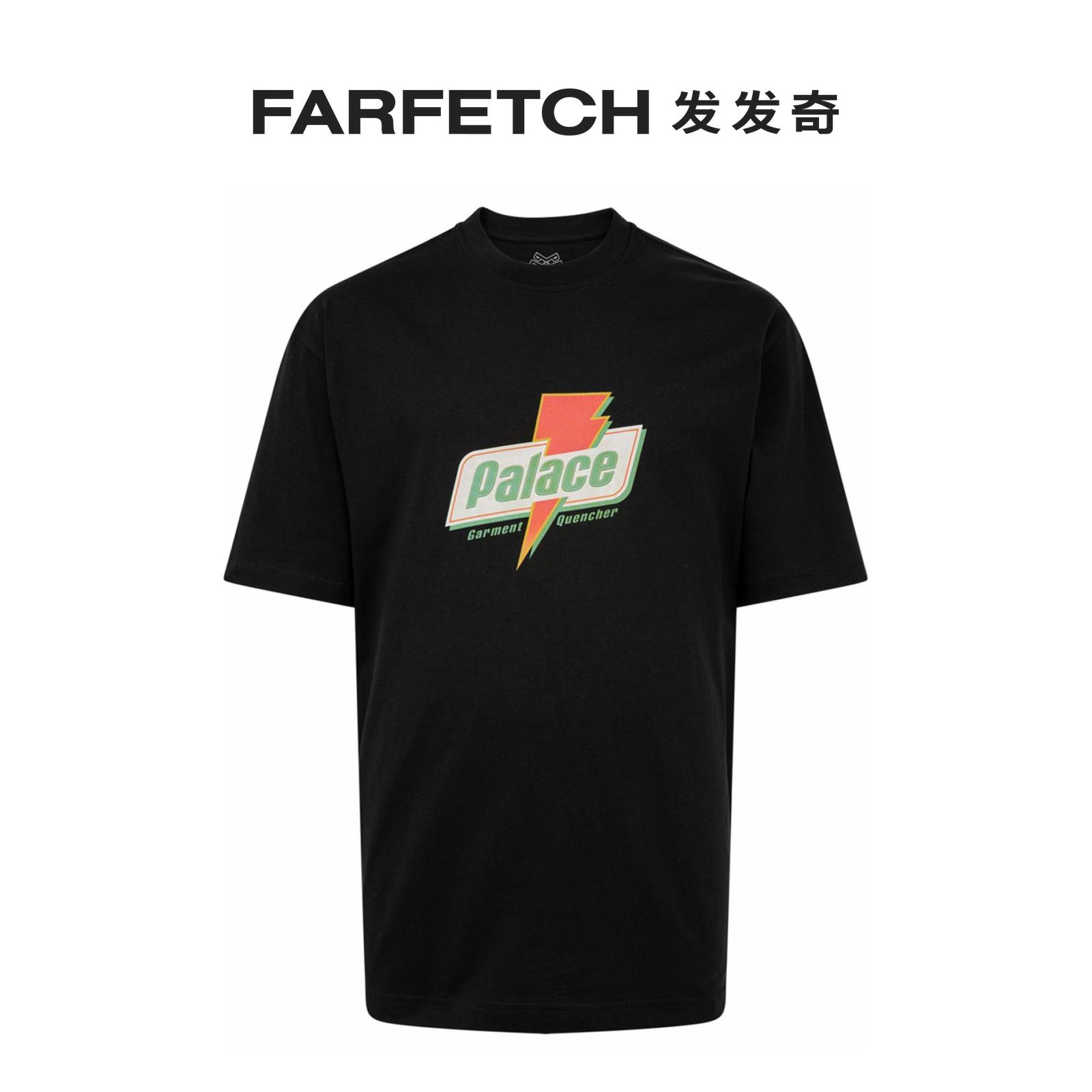 七夕礼物Palace男士Sugar 短袖T恤FARFETCH发发奇