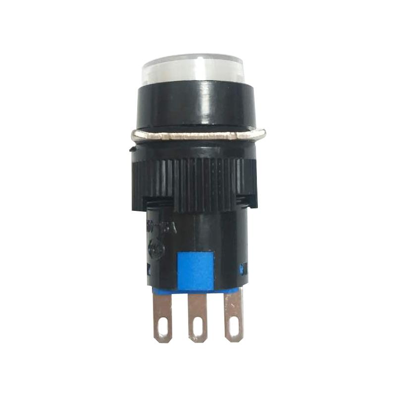 ys-a 2両の電機の半自動包装機は点動スイッチの白色のマイクロスイッチの元の工場の部品を持って郵送します。