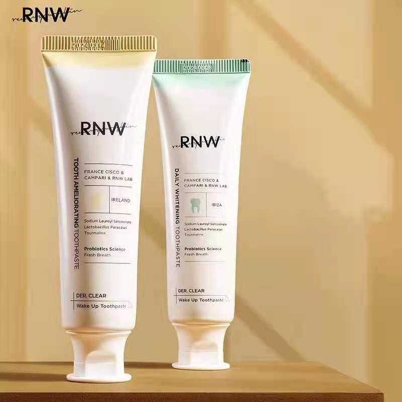 RNW例えば薇小ソレーライムグレープフルーツライムの花茶の味が明るい白歯の口ぶりがさわやかで快適な修繕歯磨き粉です。