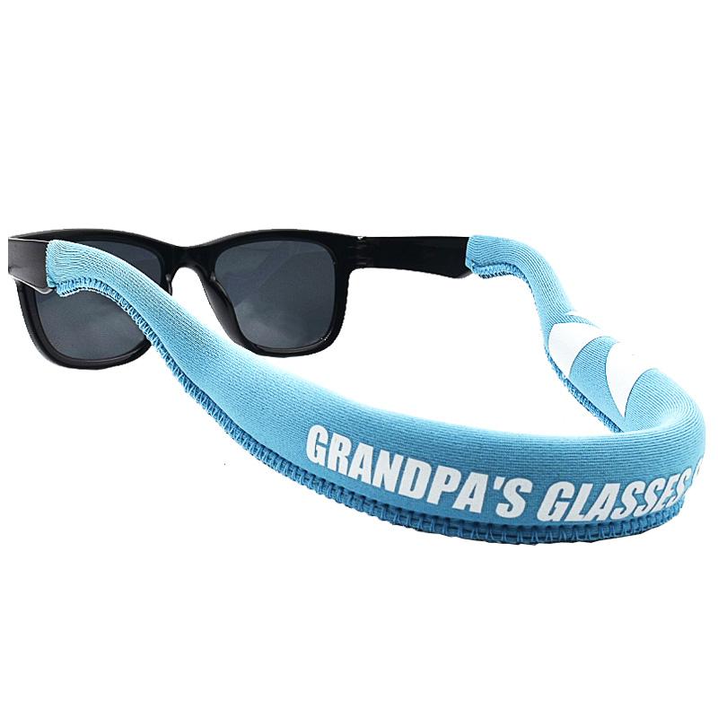 Elastic fixed Sunglasses drifting rope rope water sports glasses wet eyes drop swimming belt buoyancy antiskid