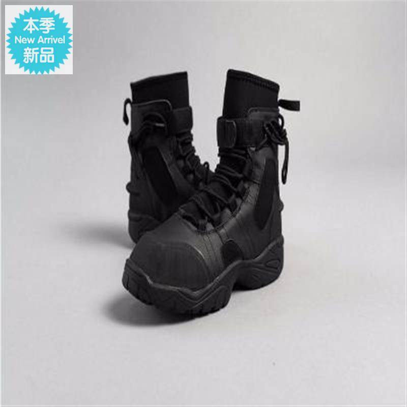 Water rescue boots antiskid wear-resistant comfortable boots amphibious boots diving boots outdoor breathable protective shoes