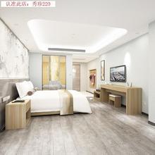 行李柜新中式卧室长条桌宾馆酒店家具电视柜行李架凳子墙柜电视柜