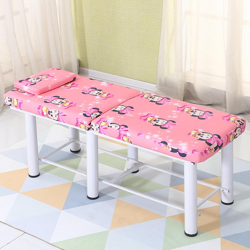 折叠儿童按摩推拿美容床诊儿园诊断床医务M室小儿保健床艾灸幼疗