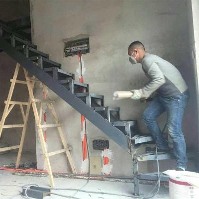 Cabinet bungalow, Beijing staircase, two storehouse, steel house and duplex steel structure, loft, interior structure, color steel customization