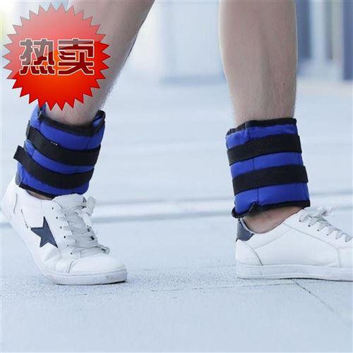 负重绑腿沙袋力胳膊脚弹跳的11腿上装备沙包邦绑腿U拳击跑步腿部