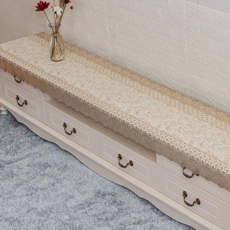长条型条几电视柜储物柜柜子垫子桌布多用网红桌布桌上尺寸防水罩