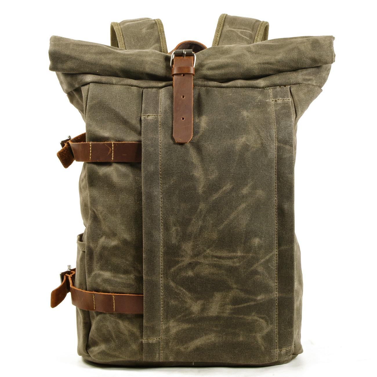 新款多功能防盗背包笔记本电脑包户外登山防泼水旅行包休闲双肩包