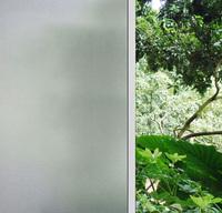 奥崎纯磨砂玻璃纸 办公室玻璃贴膜 墙贴/透光不透明 纯磨砂 005。