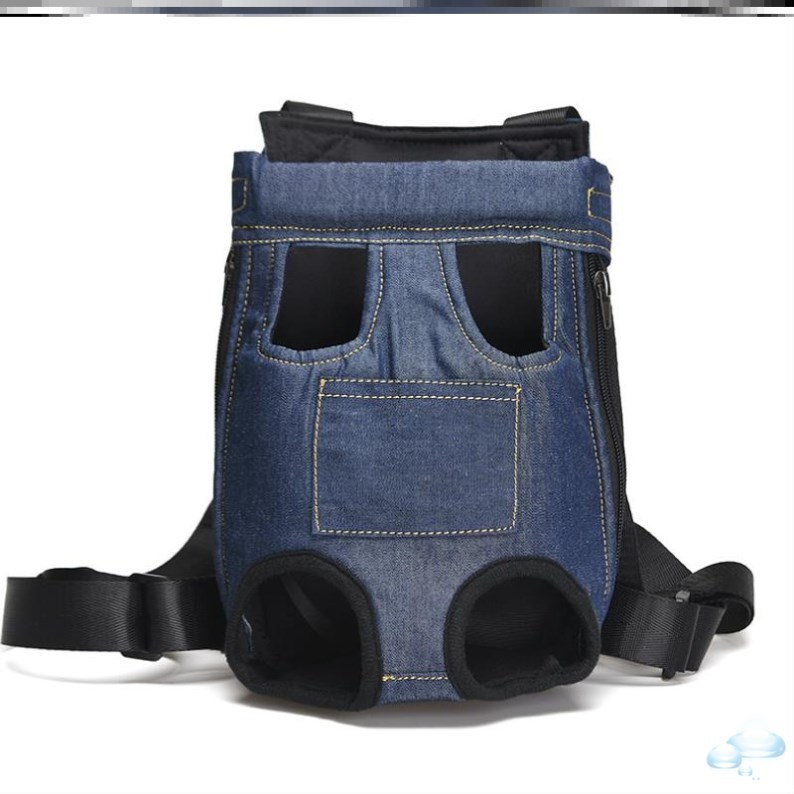 Breathable cat medium travel Small Dog Backpack dog outdoor backpack go out summer Teddy travel bag.