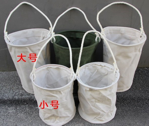 High altitude hardware, water and electricity work kit, multi-function kit, canvas hand-held hanging bag, household small workers, electric power decoration