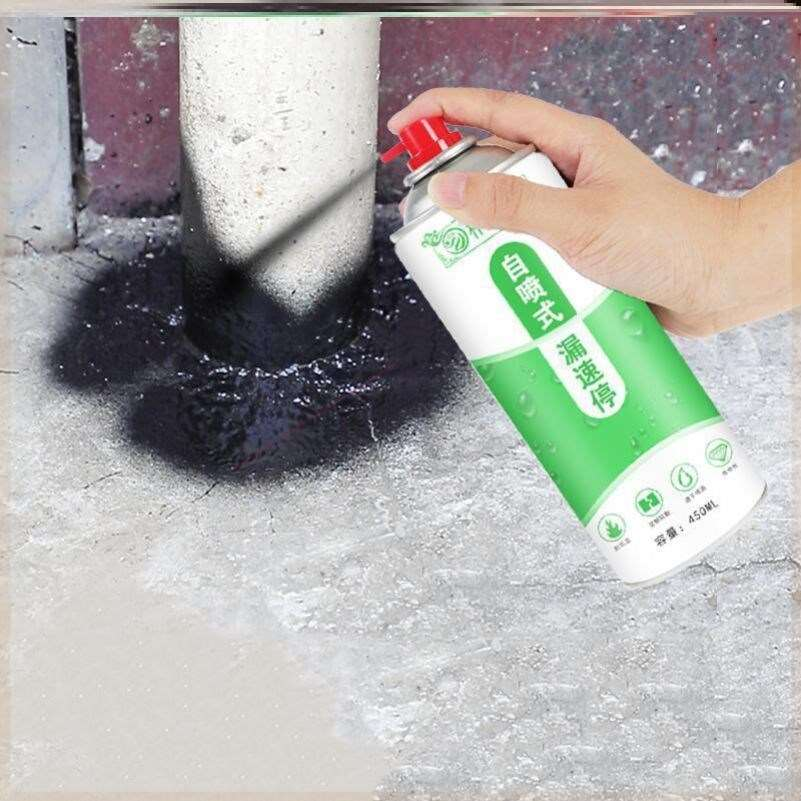スキミング時にヤナギの部屋のヤナギの自動スプレー式の漏れ速度は防水の補充スプレーの外壁の防漏接着剤の塗料を止めます。