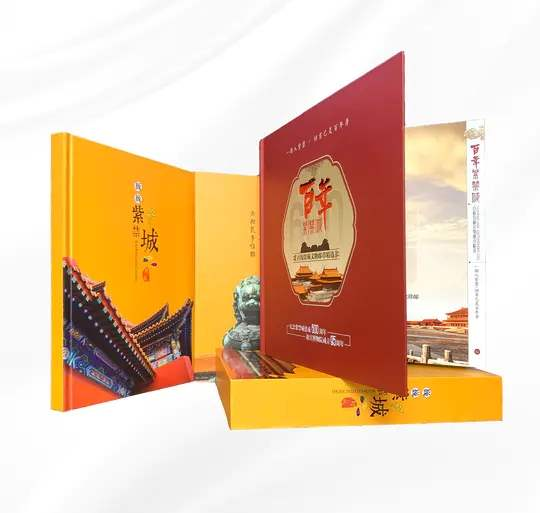Yearbook the Forbidden City stamps Centennial the Forbidden City majestic precious stamps the Palace Museum 600 2021 stamp collection authentic