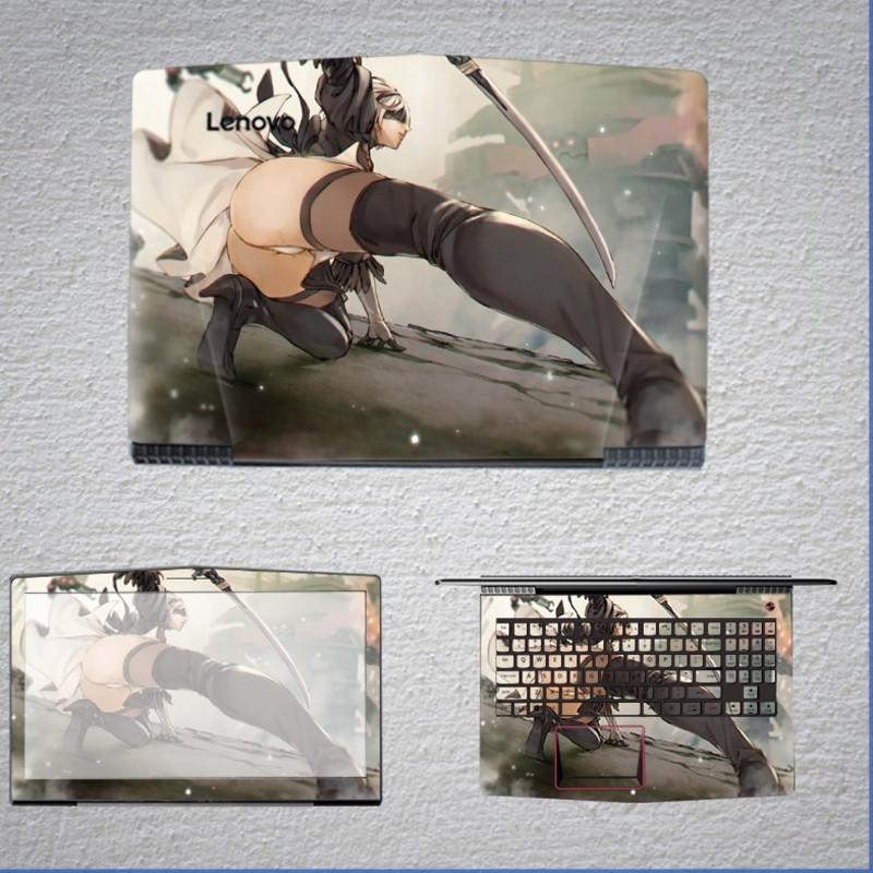 笔记本电脑贴膜保护配件DINO X6911SE 炫彩版适用雷神911 黑幽灵
