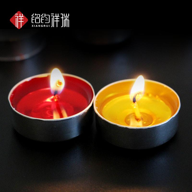 Масленные свечи Артикул 642579791806