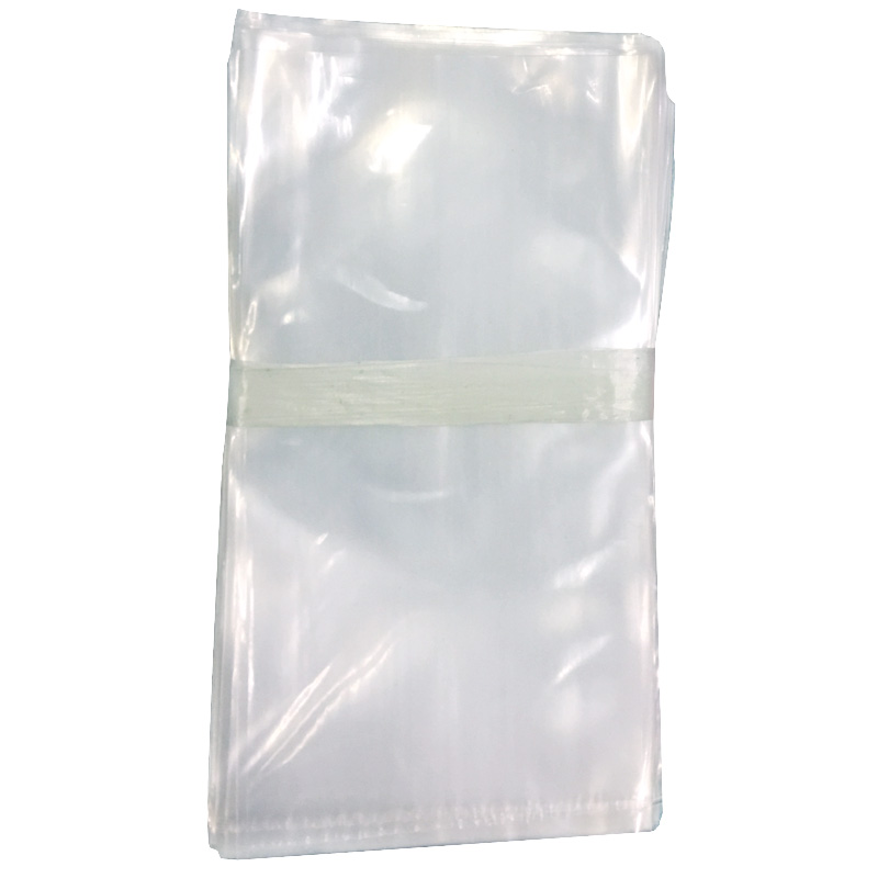 Pocket small plastic strip thickened PE flat transparent hardware digital electronic products film dustproof packaging plastic bag
