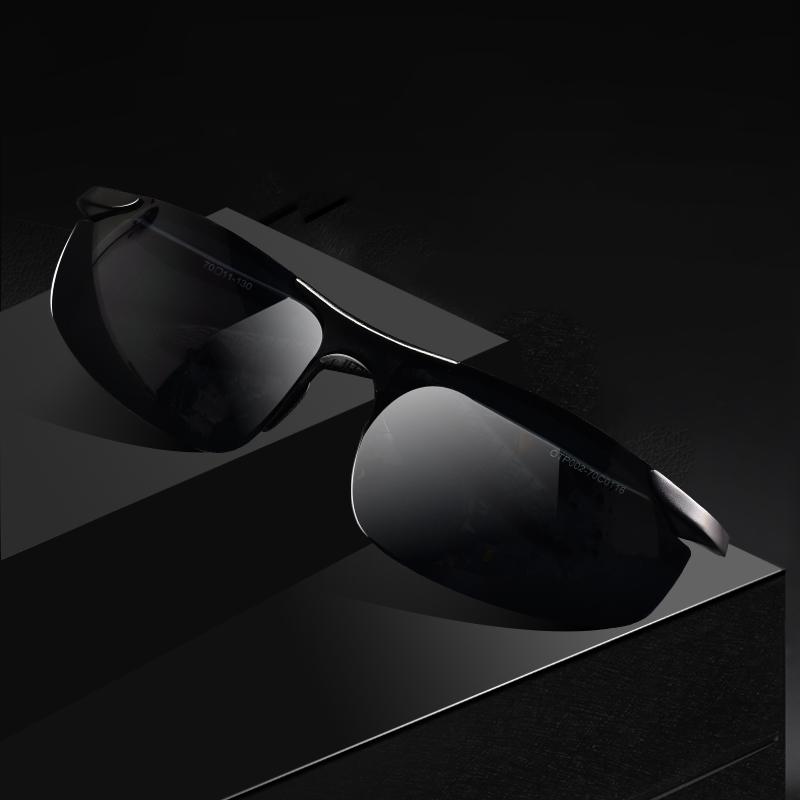 变色感光钓鱼夜视墨镜男士开车骑行专用偏光高清太阳眼镜