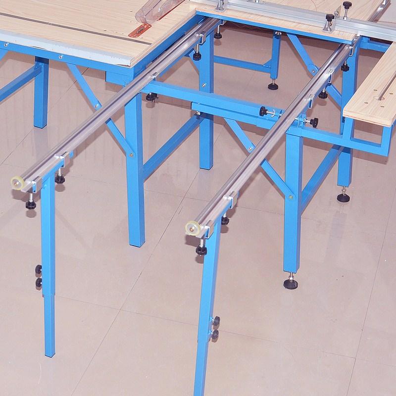 无尘工具装修德国进口快宜点木工台锯推台锯电动子母锯组合多功能