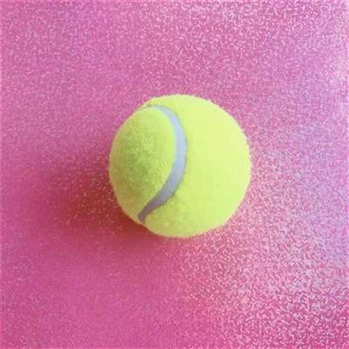 Tennis ball endurance training f training ball training w device ball belt pink line net cable rope practice single belt tennis