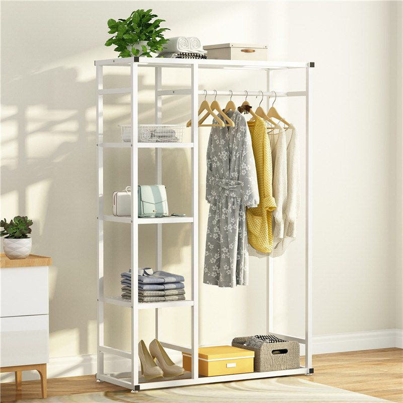 Simple wardrobe hanging ◆ new ◆ clothes cabinet meeting C