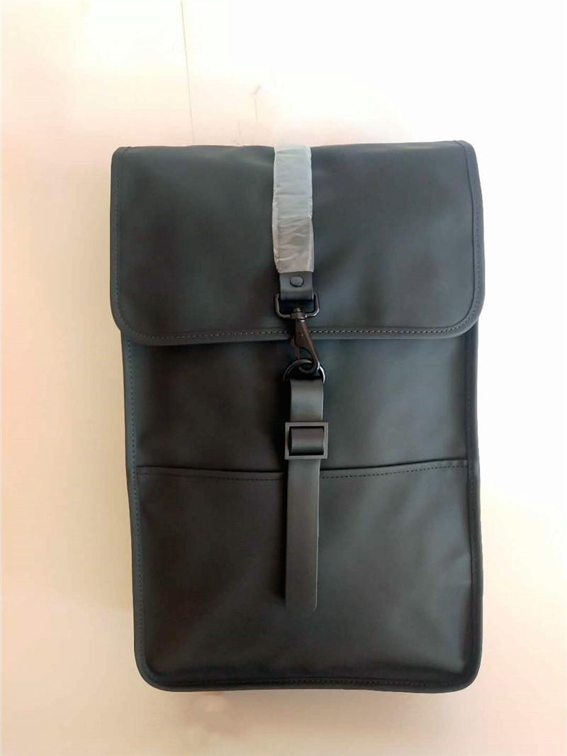 新款乐天双肩包男女潮牌学生书包防雨水休闲信使日常旅行电脑背包