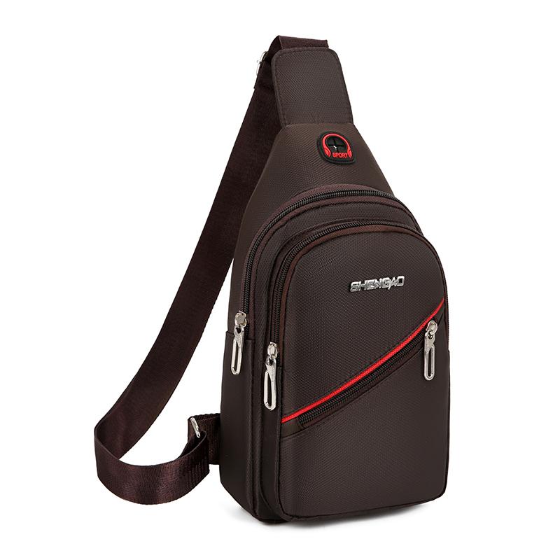 中國代購|中國批發-ibuy99|防灾背包|包包2021新款男士胸包帆布包斜挎包男包单肩包韩版小背包休闲腰包