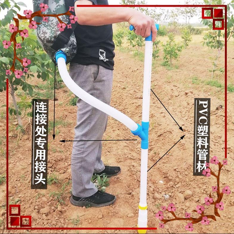 玉米施肥神器农用工具手动上肥料撒化肥机器N新型多功能点肥追肥