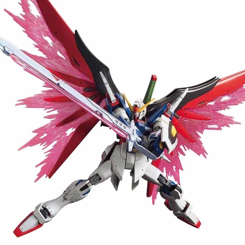 Gundam Hg mobile soldiers attack freedom r sword 00 seven destiny robot man r armour assembly model toy movable