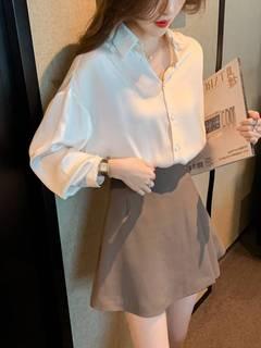秋季女装时尚搭配女神范高级感轻熟两件套装温柔系穿搭小个子甜酷