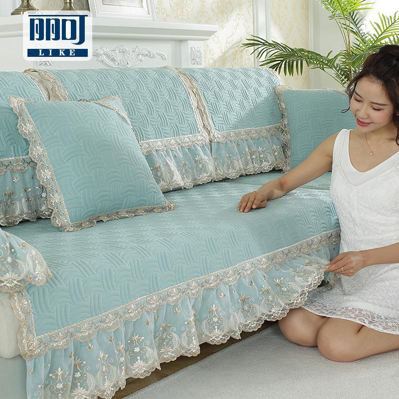 沙发垫四季欧式简约现代布艺罩盖巾券后29.00元
