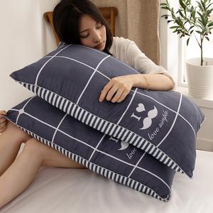 领5元券购买一对装家用单人护颈椎助睡眠枕套