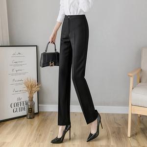领3元券购买西装裤加绒加厚职业正装裤长裤子
