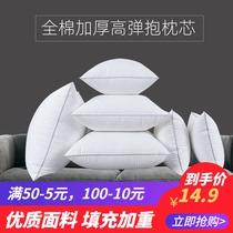 全棉抱枕芯40 45 50 55 60 65正方形靠枕芯沙发靠垫内胆抱枕枕芯