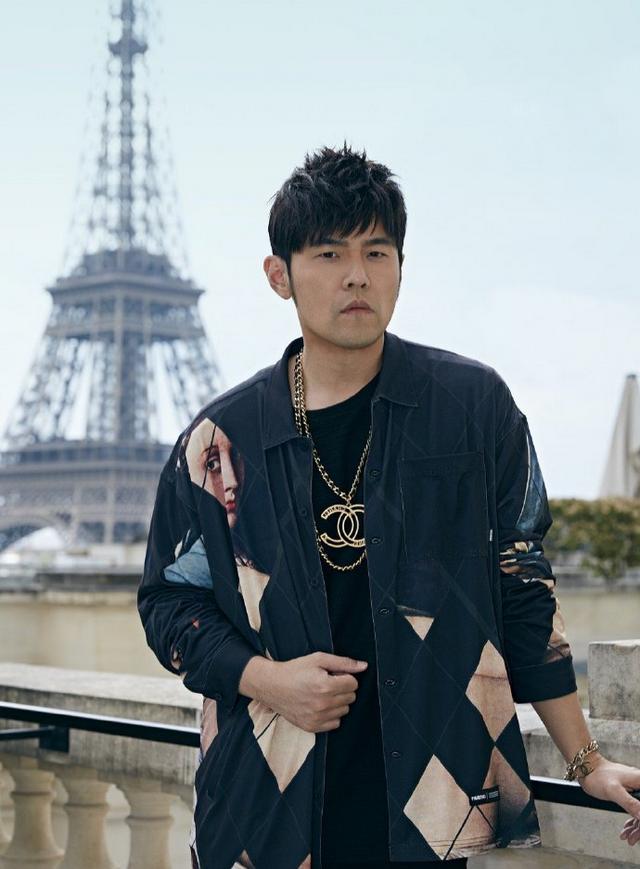 周杰伦周游记同款巴黎限定罗浮宫艺术衬衫男女同款潮牌夏秋外套