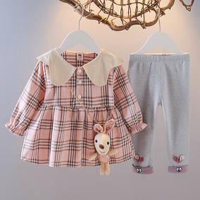 女童1春装4女宝宝纯棉衣服2卫衣