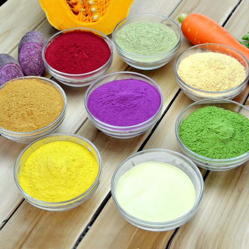 可食用色素果蔬粉馒头烘焙原料紫薯粉南瓜彩色芋圆粉蛋黄酥粉,可领取1元天猫优惠券