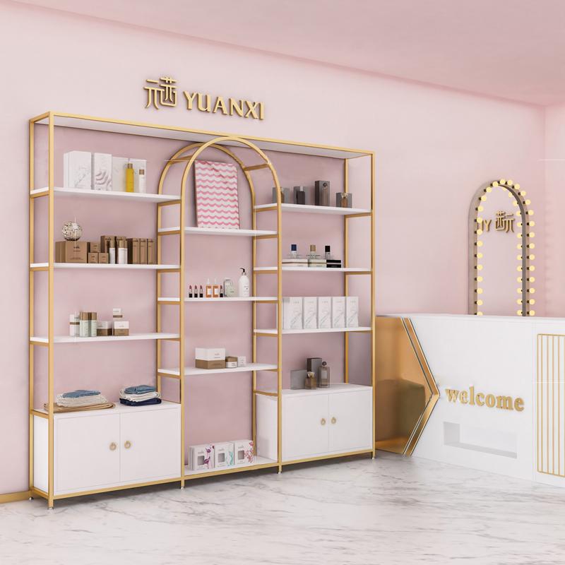 货架展示架组合产品多层美容院鞋柜热销4件五折促销