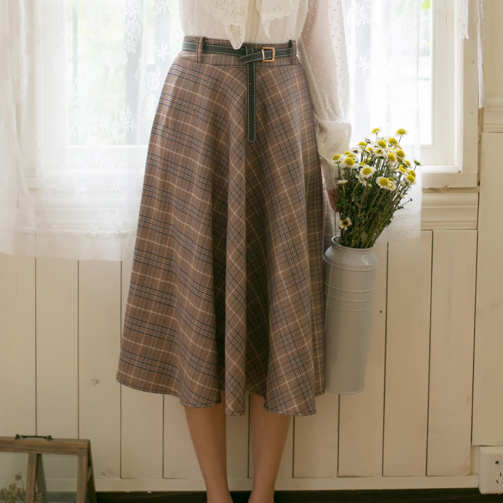 特价不退不换同款现货实拍半身裙
