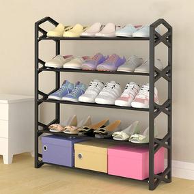 家用放门口经济型宿舍收纳小鞋架子